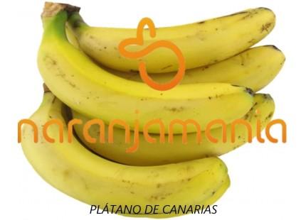 Plátano de Canarias 1kg ✔
