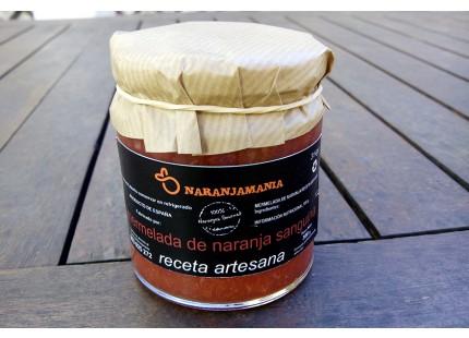Mermelada Artesana de Naranja Sanguina ✔