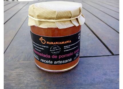 Mermelada Artesana de Pomelo Rosado