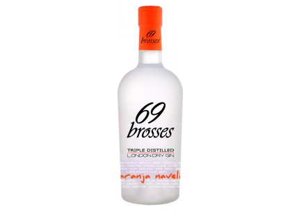 Gin 69 Brosses Naranja Navelina ✔