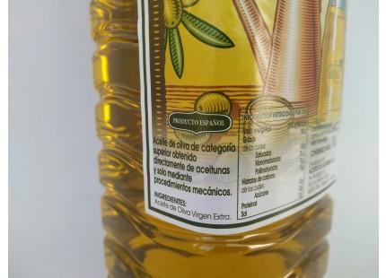 Aceite oliva virgen 1L ✔