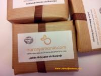 JABÓN NATURAL DE NARANJA 100grms
