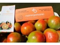 Caja Mixta 9kg de Naranja Zumo (7kg) +  Tomate Valenciano (2kg)