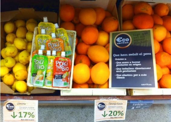 naranjas de comercio