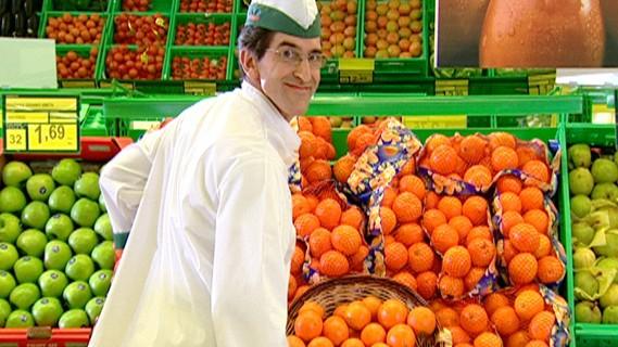 naranjas en malla