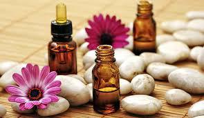 Aromaterapia de esencia de Naranja