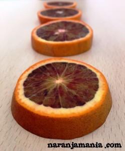 Naranja Sanguina Naranjamania